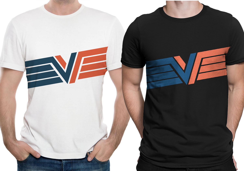 Modern Serious T Shirt Design For Levvel By Echamar