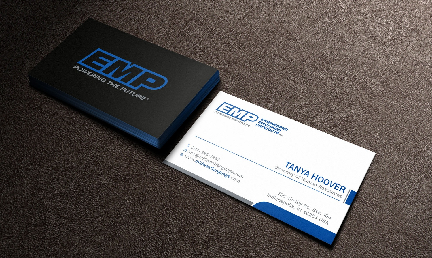 Bold serious engineering business card design for engineered bold serious engineering business card design for engineered machined products inc in united states design 17745041 reheart Image collections