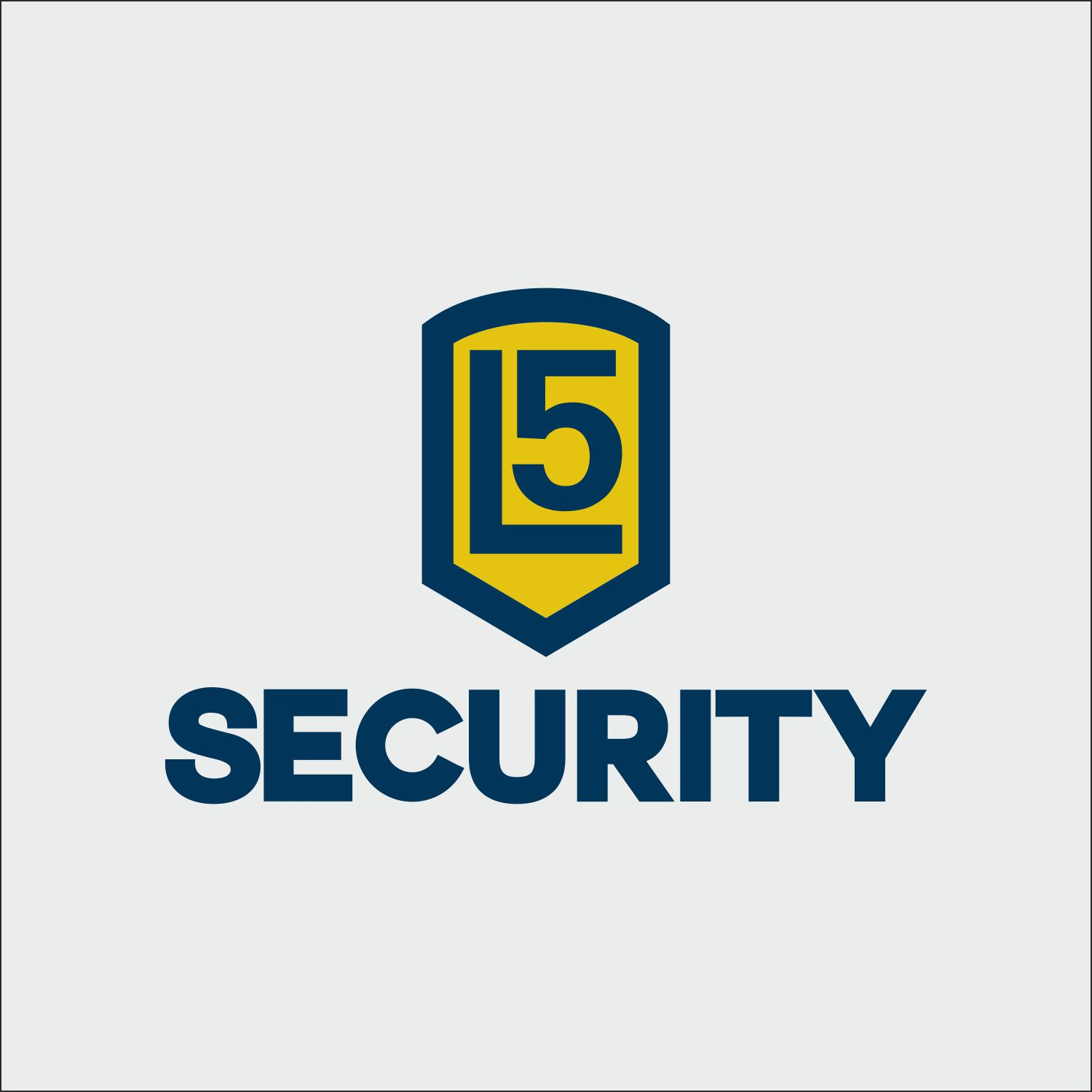 professional serious it company logo design for l5 security by art rh designcrowd com security company logo design security company logo psd