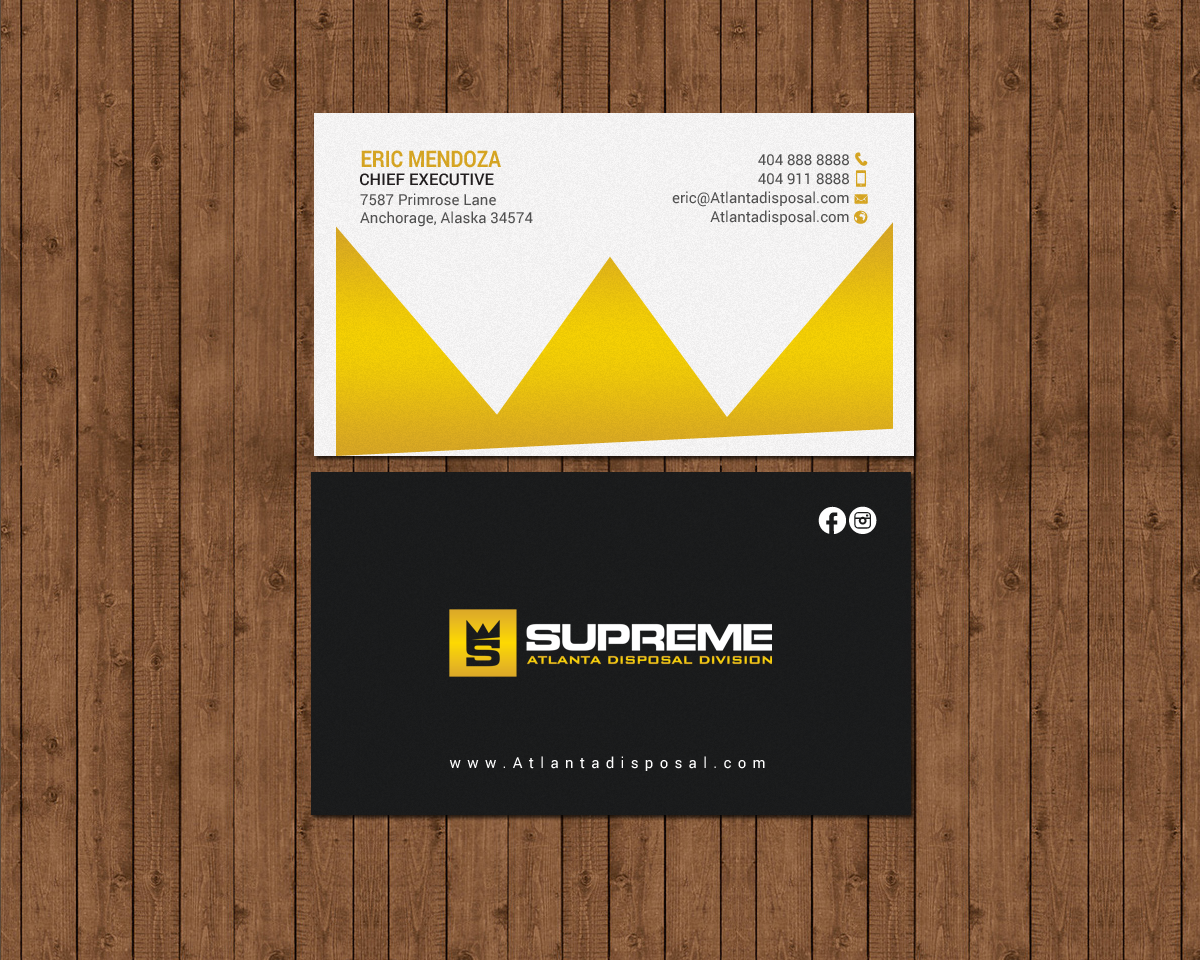 Professional modern construction business card design for a business card design by chandrayaaneative for this project design 17789385 reheart Images