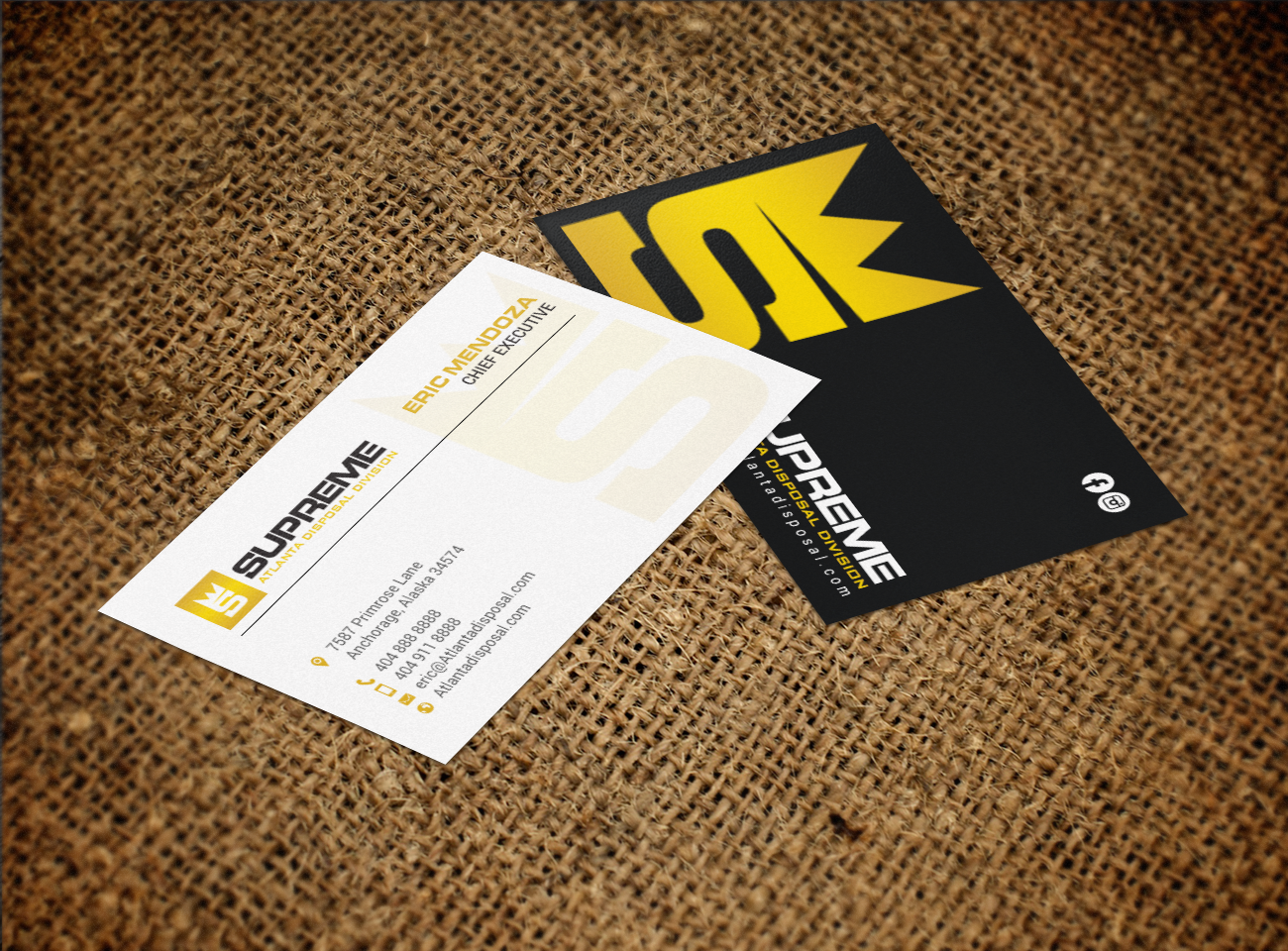 Professional modern construction business card design for a business card design by chandrayaaneative for this project design 17789390 reheart Image collections
