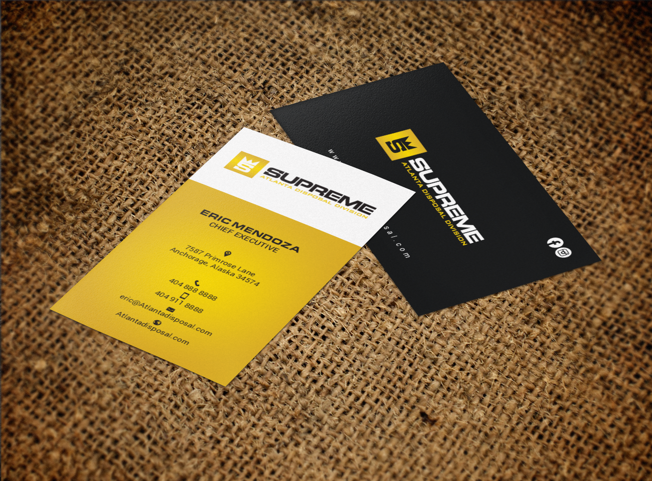 Professional modern construction business card design for a business card design by chandrayaaneative for this project design 17789396 reheart Image collections