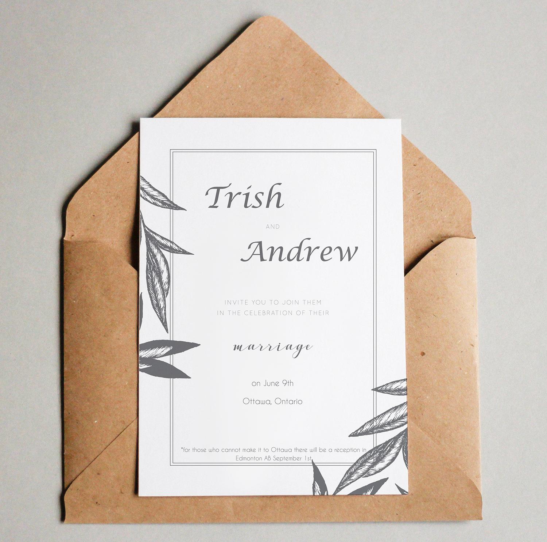 Modern, Bold, Wedding Flyer Design for a Company by Bocse Daniel ...