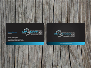 Business Card Design Contest Submission #643292