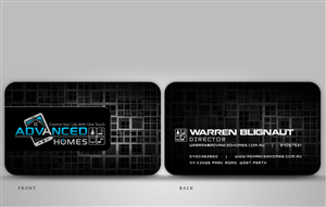 Business Card Design Contest Submission #645814