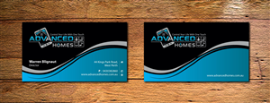 Business Card Design Contest Submission #645324