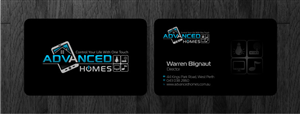Business Card Design Contest Submission #656820