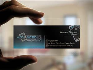 Business Card Design Contest Submission #639309