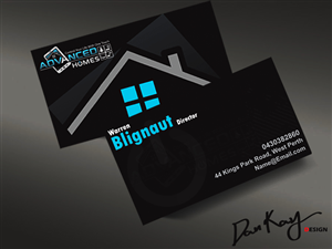 Business Card Design Contest Submission #643816
