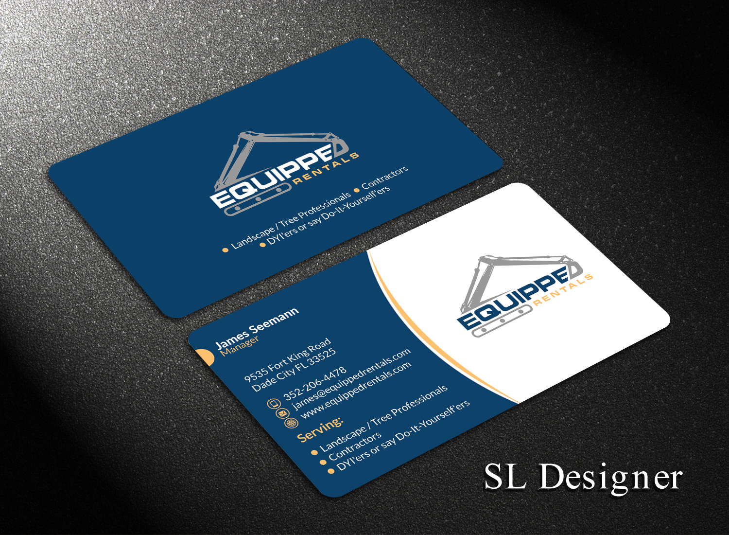 Serious modern business business card design for a company by sl business card design by sl designer for this project design 17809400 solutioingenieria Gallery