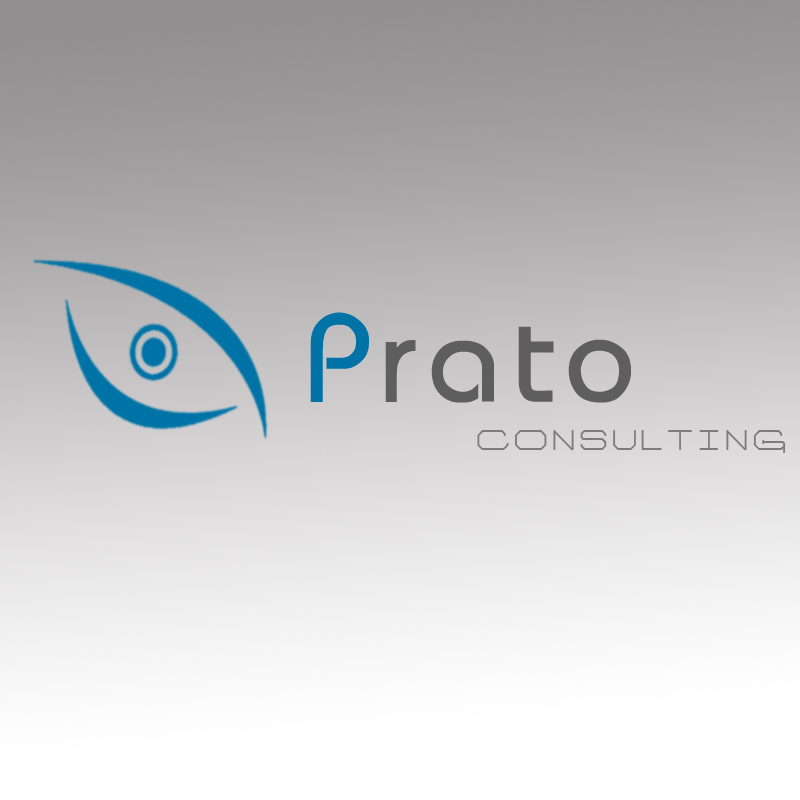 Consulting logo design for prato by crazy digitals for Design consultants limited