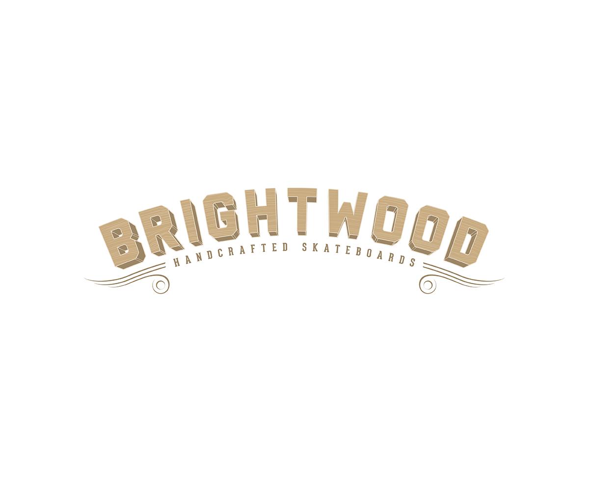 Modern Playful It Company Logo Design For Brightwood Tagline