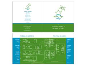 Brochure Design job – Floorplan brochure design for rental company – Winning design by BF