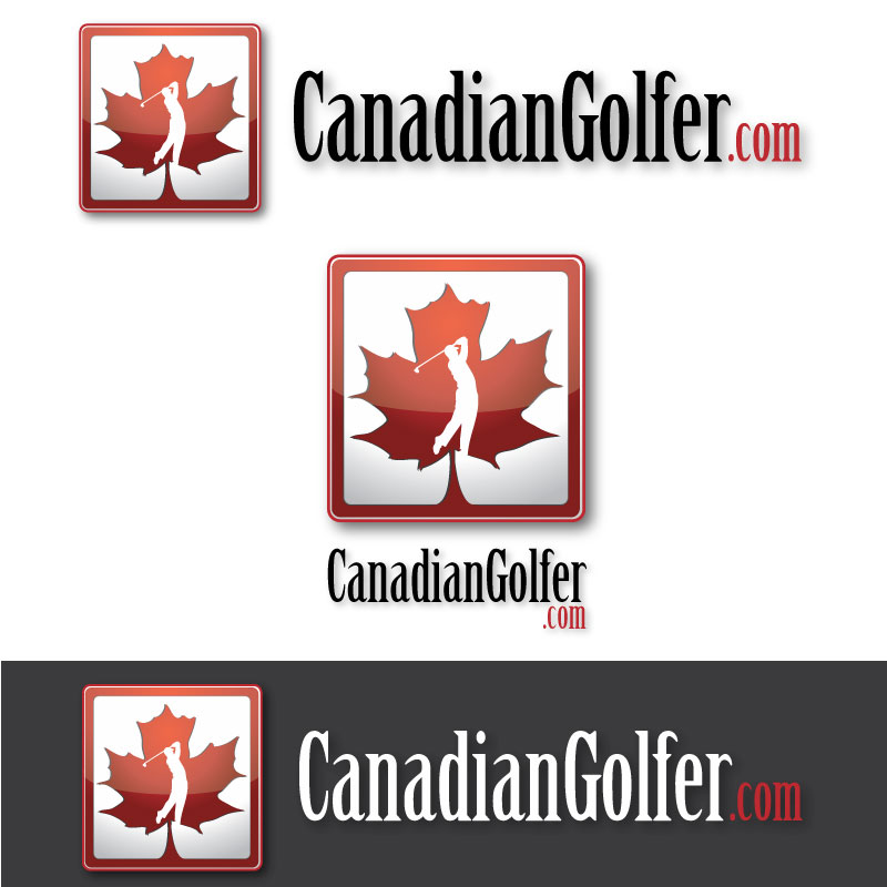 Logo Design by SEED for Logo design for Canadian Golf website - Design #48180