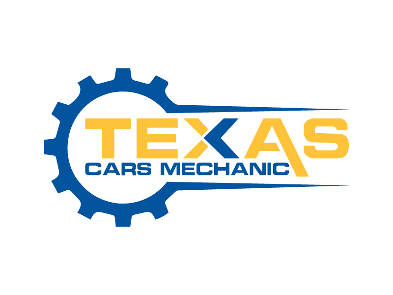 masculine bold logo design for texas cars mechanic by gary mck rh designcrowd com Auto Repair Shop Signs Auto Repair Logos Gallery