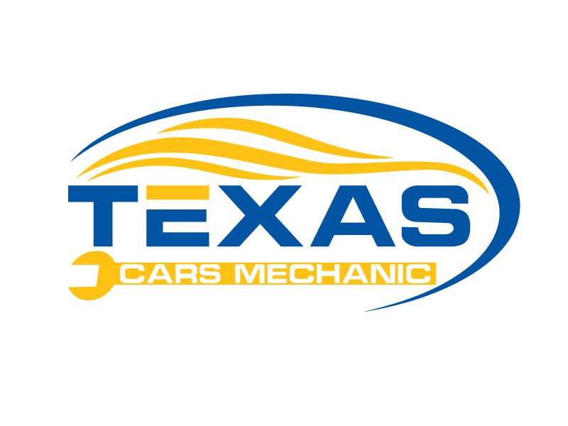 masculine bold auto repair logo design for texas cars mechanic by rh designcrowd com sg