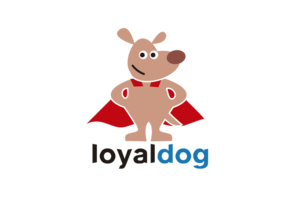 Super Dog Mascot for Digital Marketing Company | Mascot Design by nanocb72
