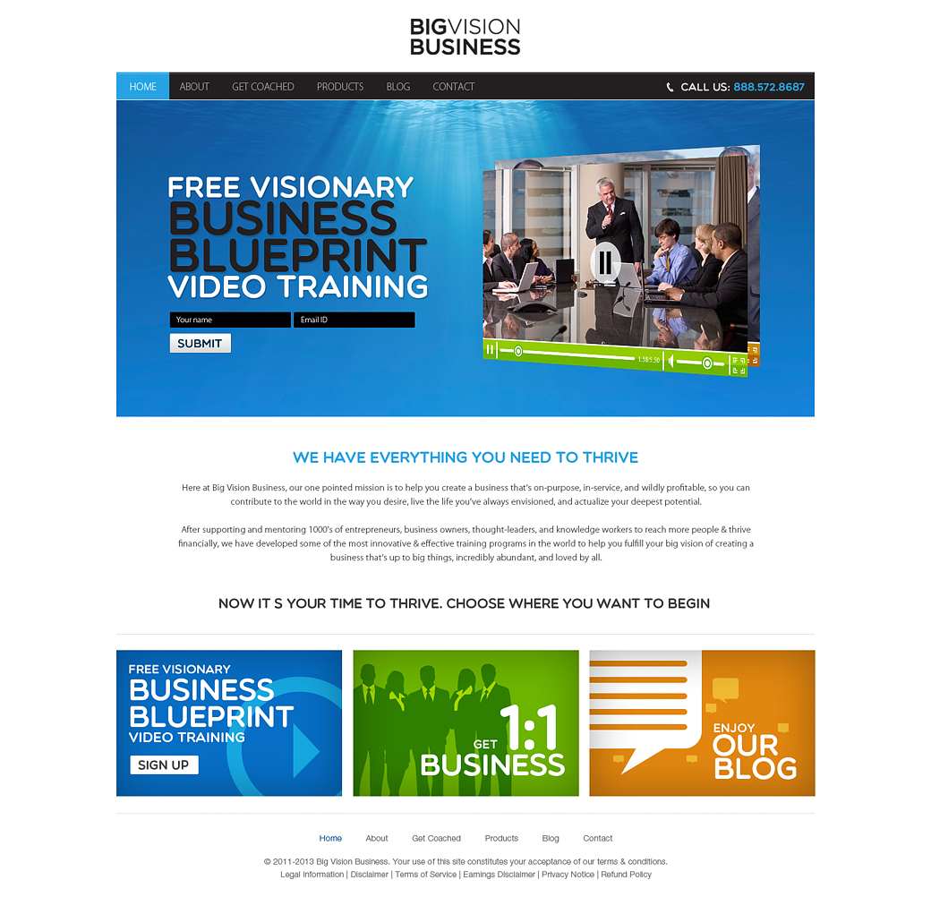 Upmarket, Modern, Business Web Design for a Company by Latest Design ...