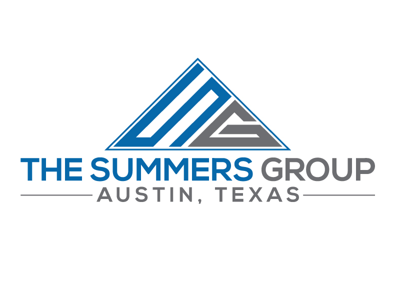 Real Estate Logo Design For Sg The Summers Group Austin