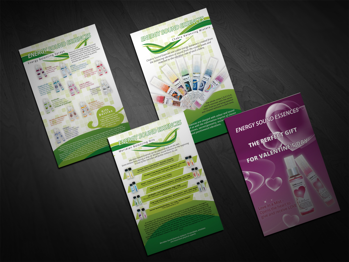 Graphic Design by Scorpius design for Padraig King Consultant Group line Sales