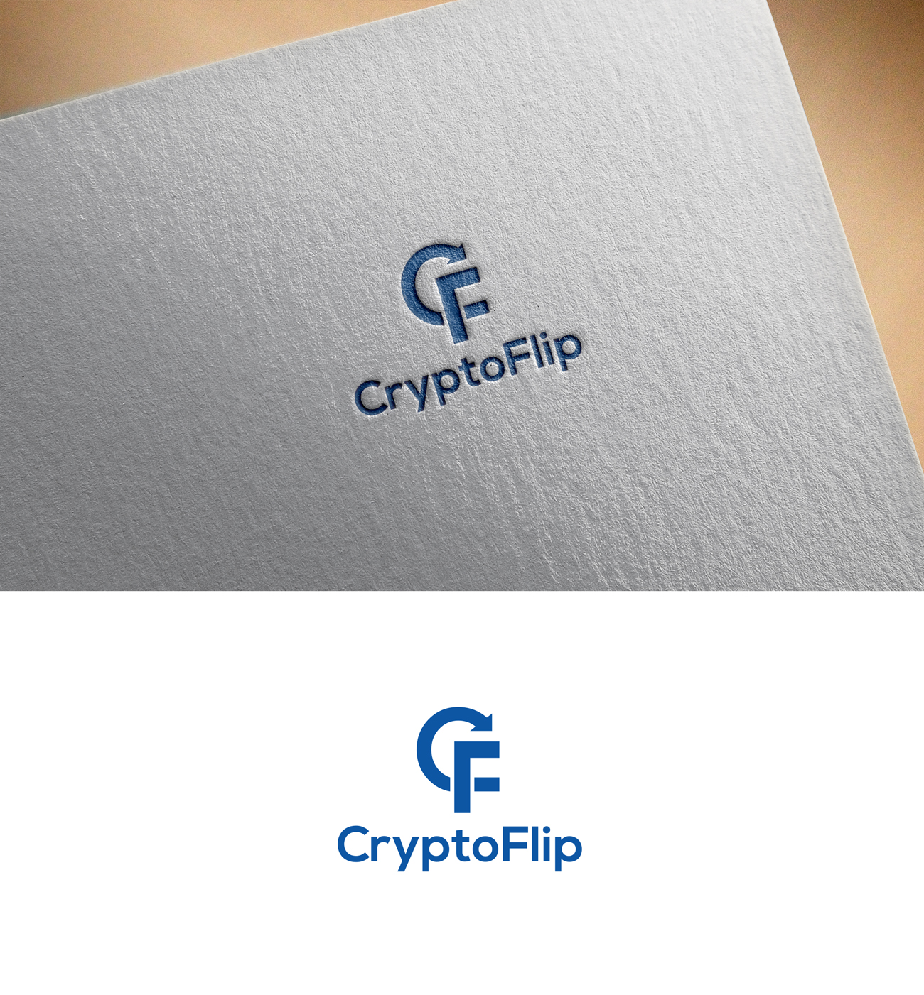 Modern, Bold, Tech Logo Design for CryptoFlip by Wizard-Of-art ...