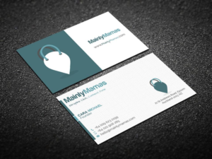 Busy business card design galleries for inspiration nz first of its kind solutions directory and marketplace for busy mums needs a business card reheart Images