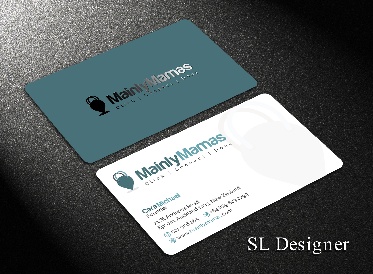 modern business card designs