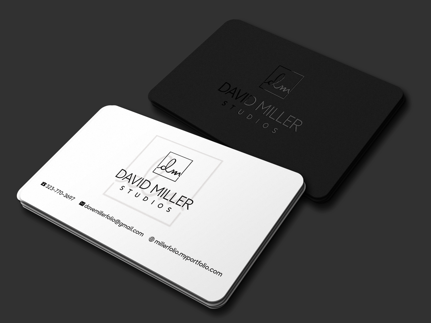Business Card Design By Riz For The Cavernlite Group