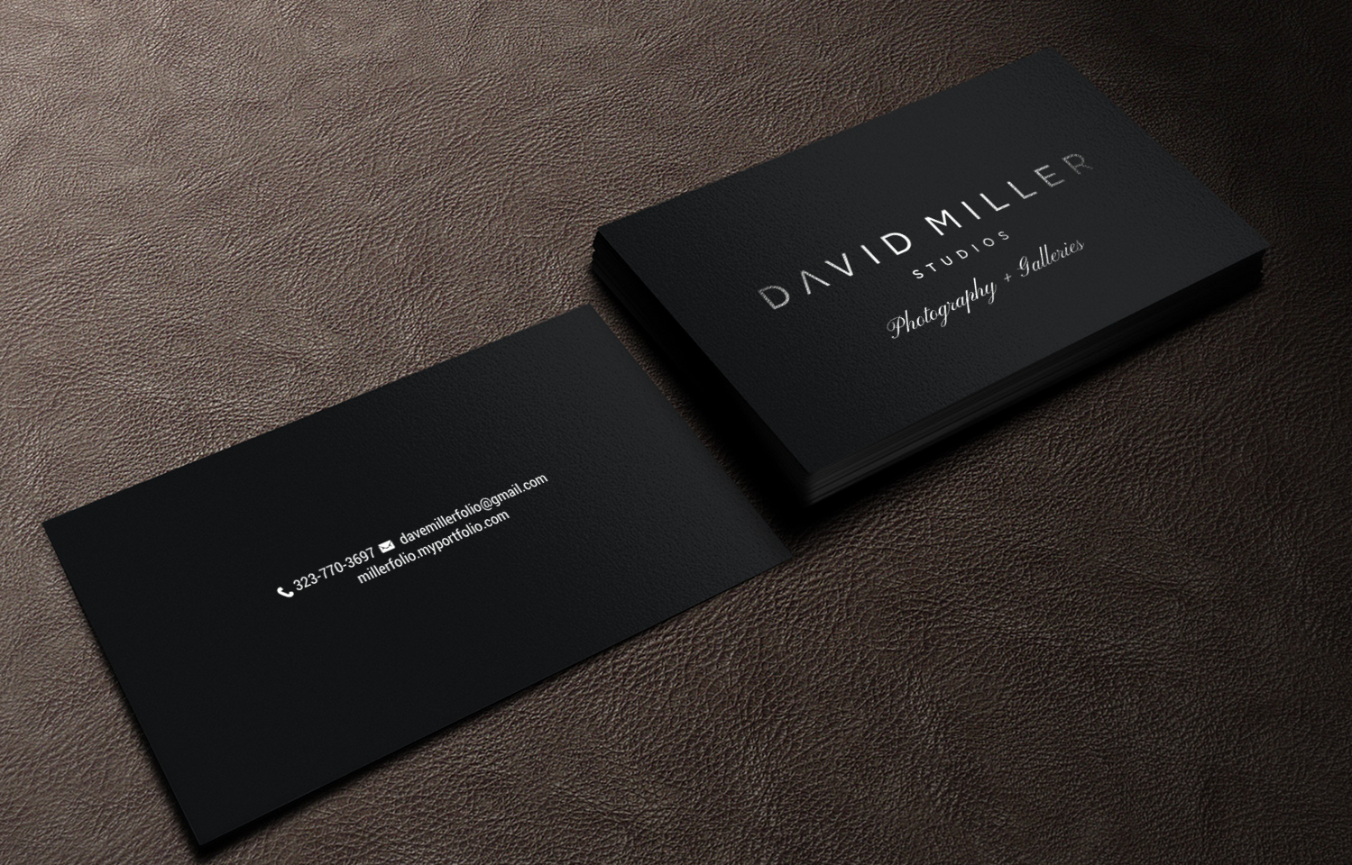 Business Card Design By Chandrayaancreative For The Cavernlite Group