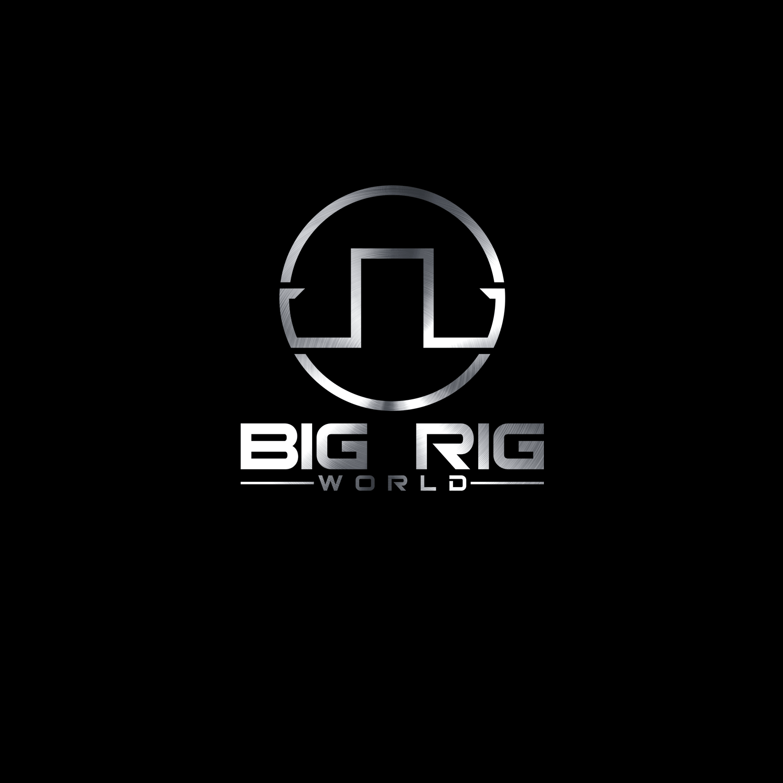Big Rig World Logo Design by DesignDUO