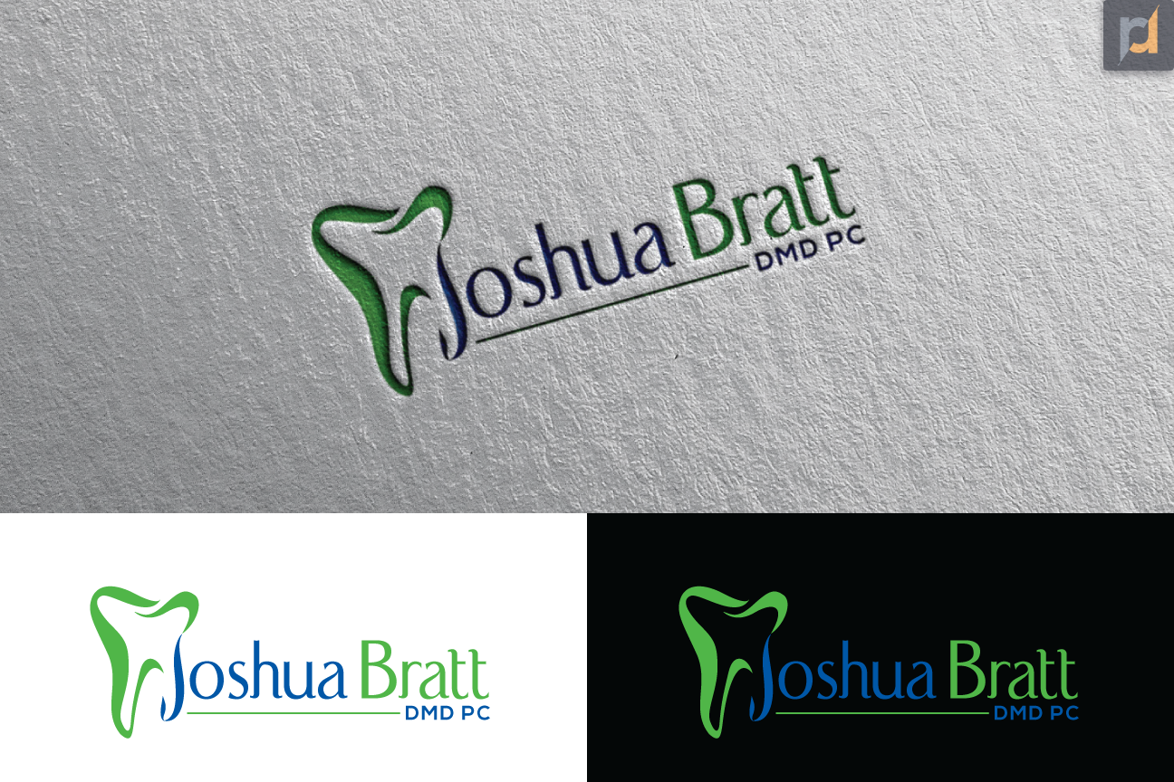 Logo Design for a New Classic Dental Office by R.R