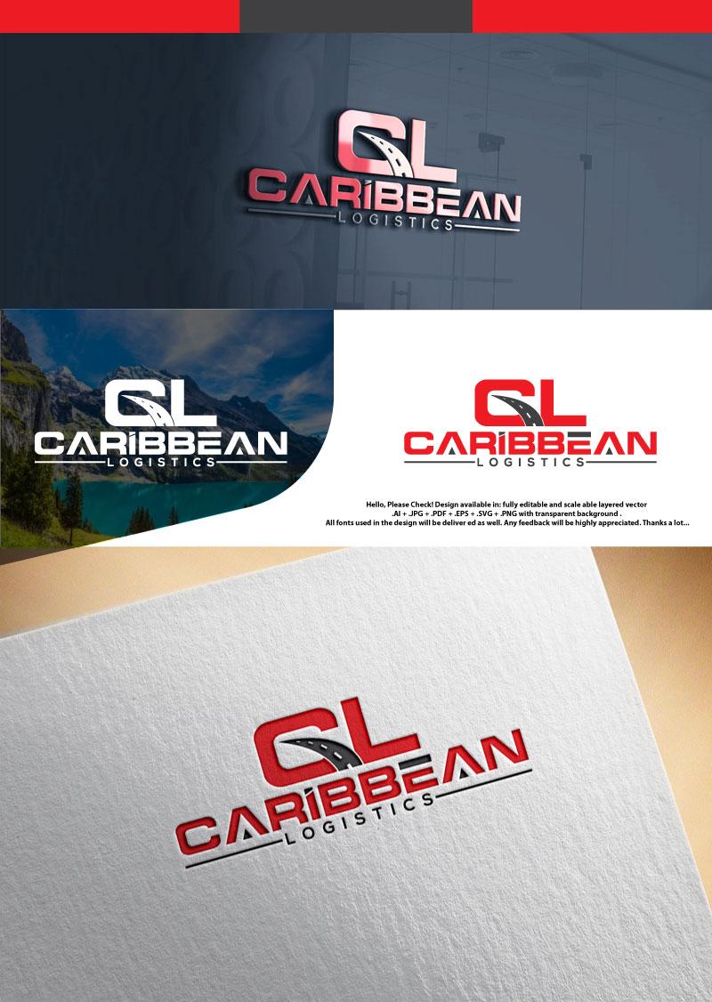 It Company Logo Design for Caribbean Logistics by LogoMetric