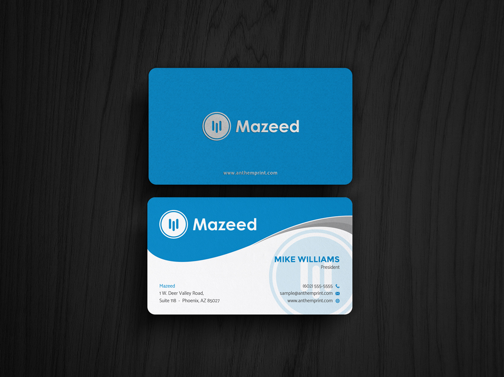 Financial business card design for a company by alexetel design business card design by alexetel for this project design 17910448 reheart Image collections