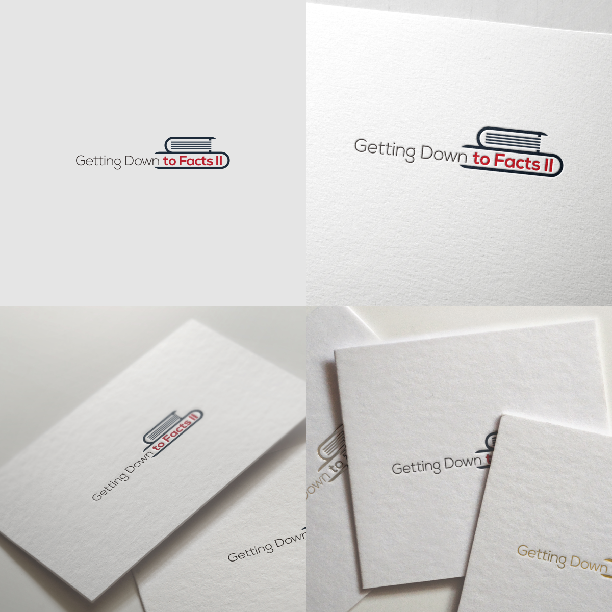 Serious, Professional, Education Logo Design for Getting Down to ...