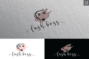 Elegant, Playful, Business Logo Design for Lash Boss by