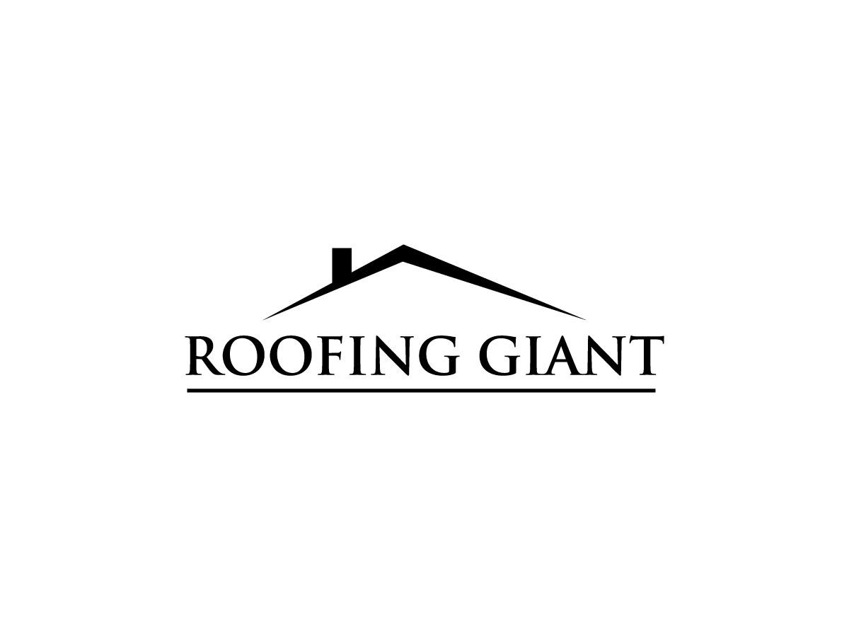 Modern Professional Roofing Logo Design For The Roof