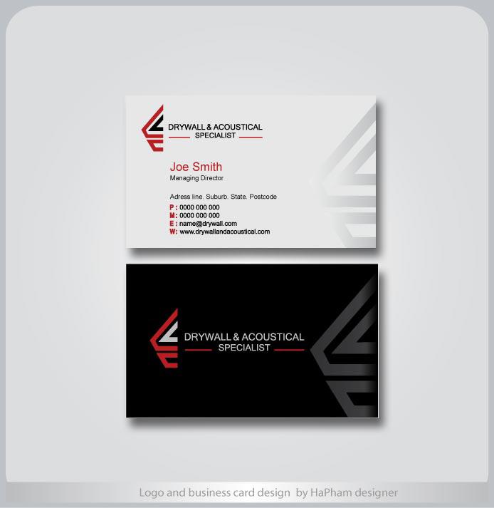 35 Bold Business Card Designs | Business Business Card Design ...