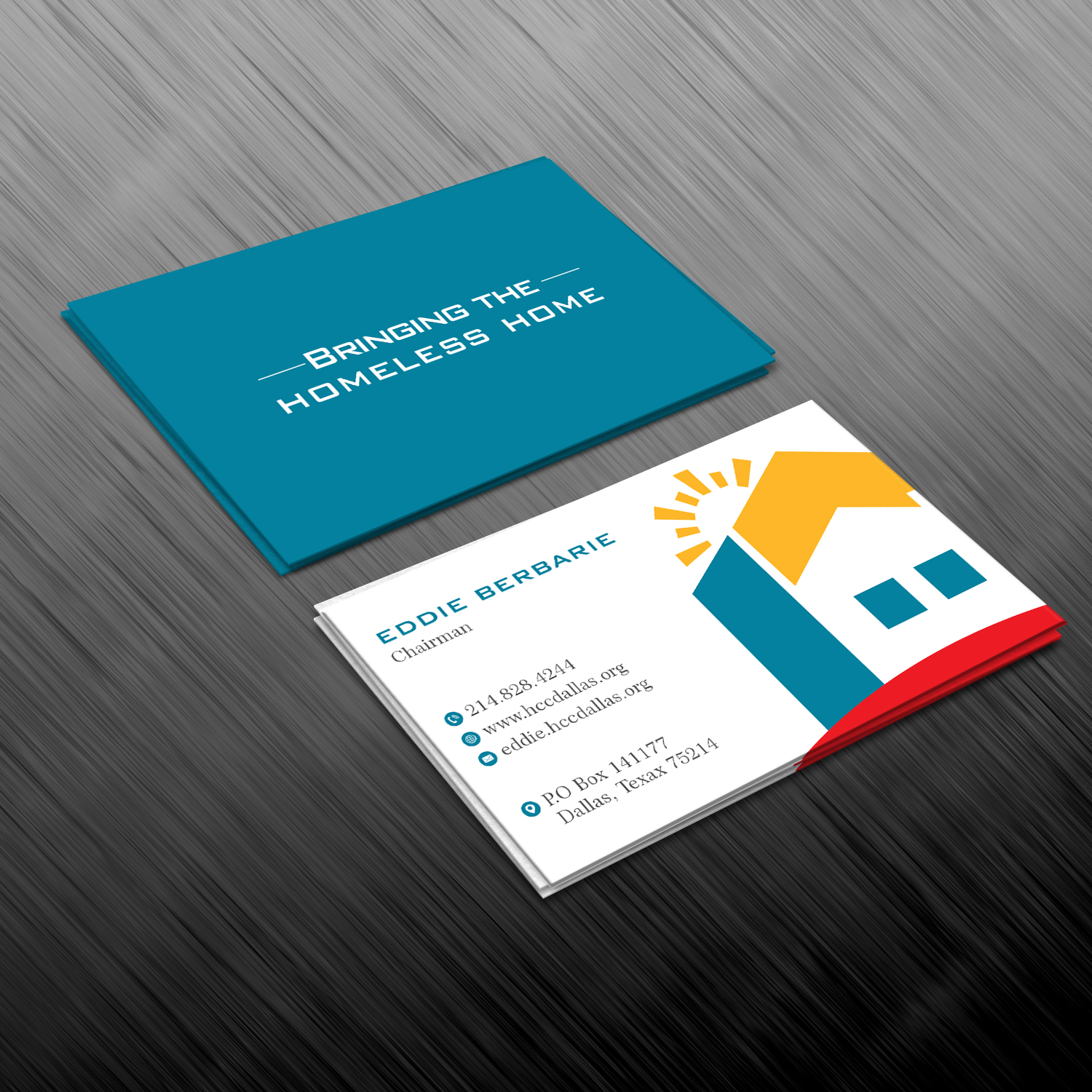 Colorful serious non profit business card design for housing business card design by creative jiniya for housing crisis center design 17976035 colourmoves