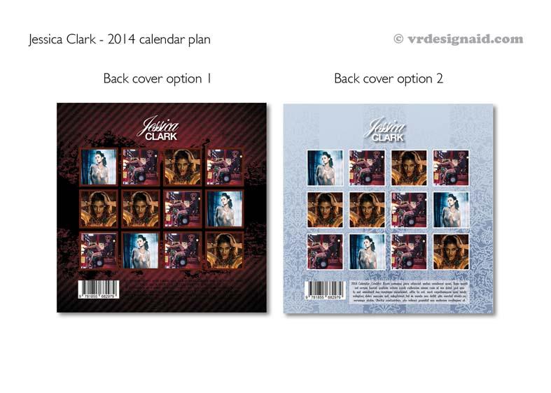 Calendar Design Brief : Jessica clark calendar design contest