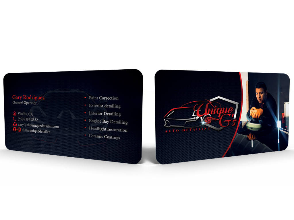 Modern professional automotive business card design for a company business card design by hardcore design for this project design 18080982 reheart Choice Image