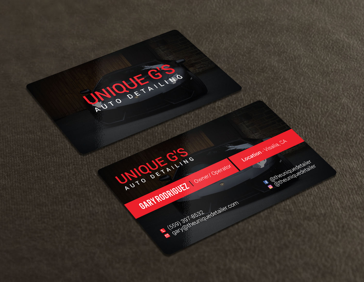 Modern professional automotive business card design for a company business card design by avanger000 for this project design 18039481 reheart Choice Image