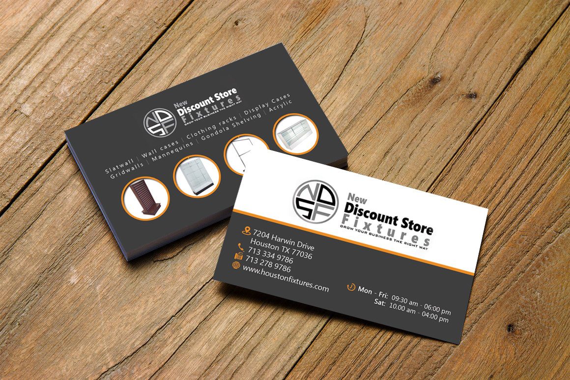 Modern, Playful, Business Business Card Design for a Company by ...