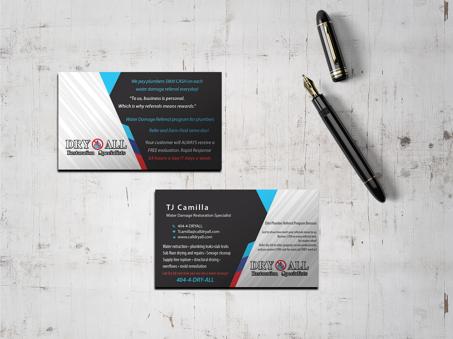 Elegant, Playful, It Company Business Card Design for Courtney\'s by ...