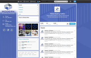 Twitter Design by Best Design Hub