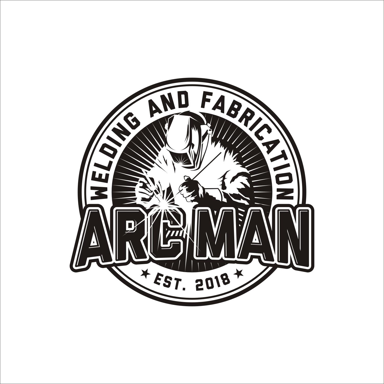 Arc Man Welding Amp Amp Amp Fabrication Logo 56 Logo Designs For Arc Man Welding Fabrication