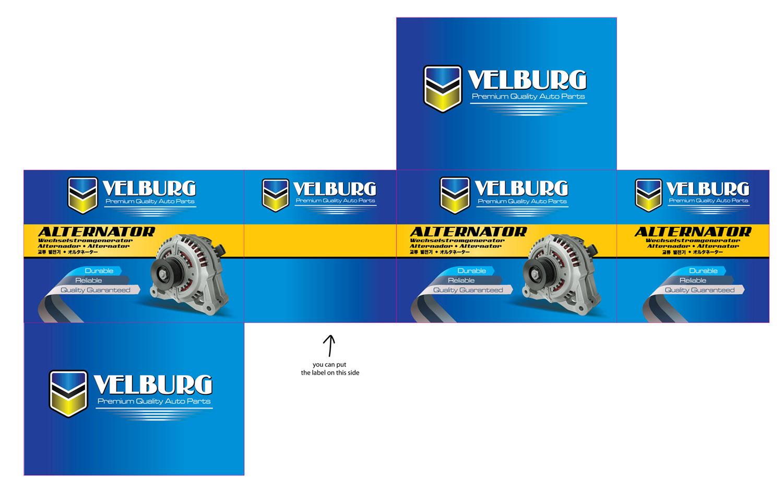 Packaging Design by GRAFANNA for Car Spare Parts Packaging Box - Design #2894190  sc 1 st  DesignCrowd & Masculine Modern Packaging Design for PT TMM by GRAFANNA | Design ... Aboutintivar.Com