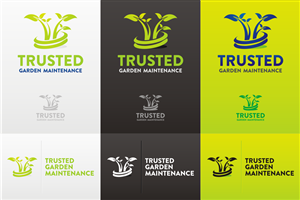 66 Professional Logo Designs for Trusted Garden Maintenance a ...