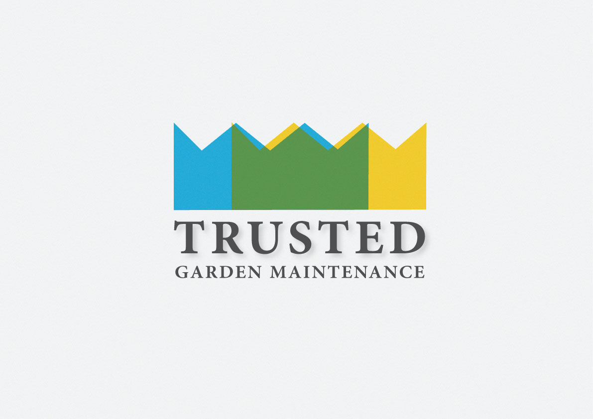 Logo design for adam delongville by dukedesign design for General garden maintenance