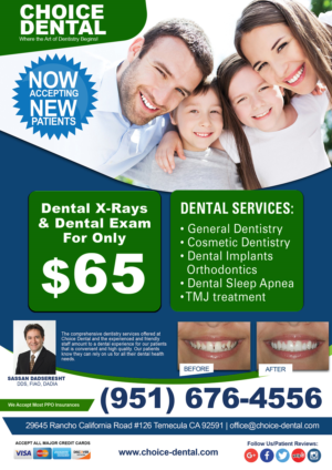 Dental Flyer Designs | 407 Flyers to Browse