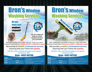 33 Professional Flyer Designs for a business in Australia